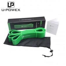 Фитнес петли U-Powex (Зелёная 23-56 кг)