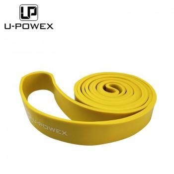 Фитнес петли U-Powex ( Жёлтая 18-36 кг)