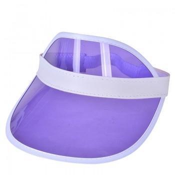 Пластиковый козырек Miami Violet