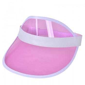 Пластиковый козырек Miami Pink