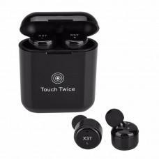 Беспроводные наушники AS TWS X3T Black
