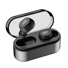 Беспроводные наушники iKF Boom (Black)