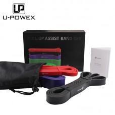 Фитнес петли U-Powex (Комплект из 4 штук)