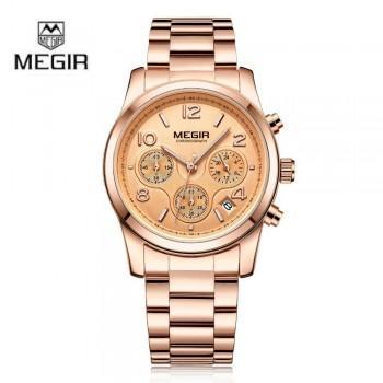 Megir 2057 Pink Gold