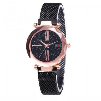 Starry Sky Watch Paris Black