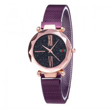 Starry Sky Watch Paris Violet