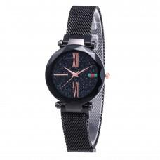 Starry Sky Watch Black