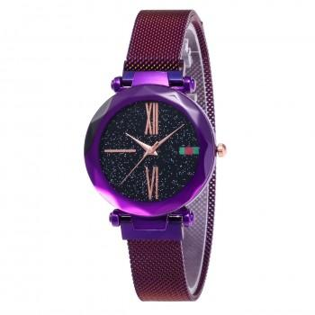 Starry Sky Watch Violet