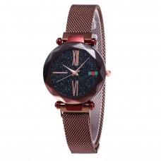 Starry Sky Watch Brown