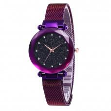 Starry Sky Watch Style Violet