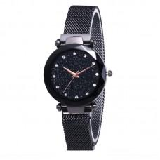 Starry Sky Watch Style Black