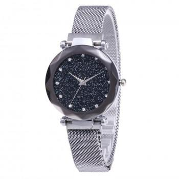 Starry Sky Watch Style Silver