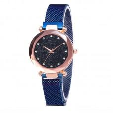 Starry Sky Watch Mode Blue