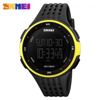 Skmei 1219 Yellow