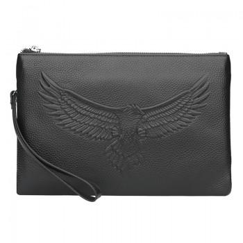Клатч Baellerry Eagle Black