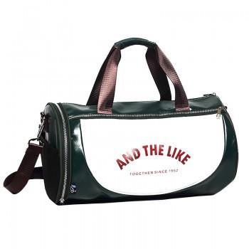 Спортивная сумка And The Like (Green and White)