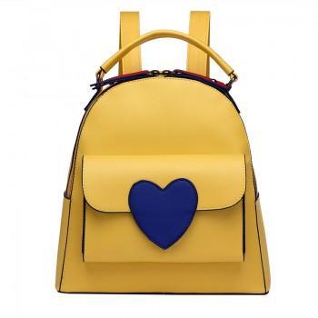 Рюкзак Bobby Love Yellow
