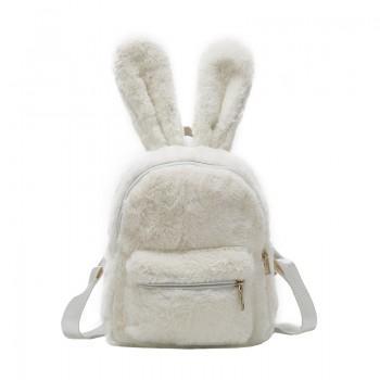 Рюкзак Bobby Bunny White