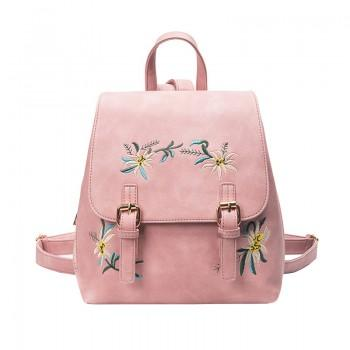 Рюкзак Tessa Flowers Pink