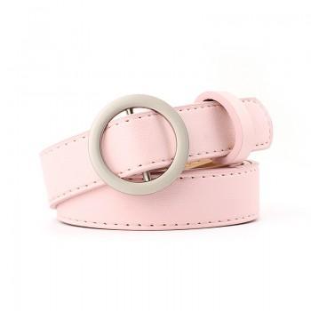 Ремень Aliss Сircle Pink