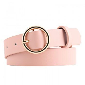 Ремень Aliss Classic Pink