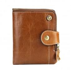 Кошелек Alice RFID Brown