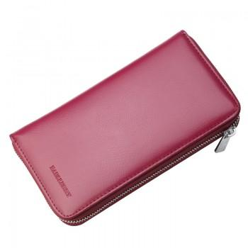 Визитница Baellerry Business Card Holders Burgundy