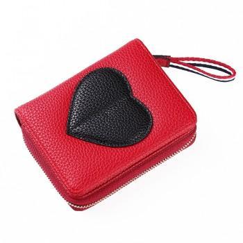 Кошелек Baellerry Heart Red