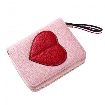 Кошелек Baellerry Heart Pink