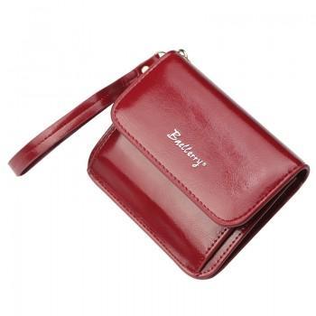 Кошелек Baellerry Small Pocket Red