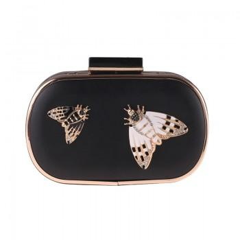 Вечерняя сумка Bluebell Butterfly Black