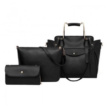 Набор сумок 3 в 1 Amali Cat Black