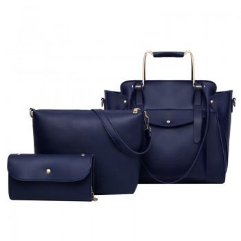 Набор сумок 3 в 1 Amali Cat Navy Blue